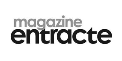 logo magazine entracte
